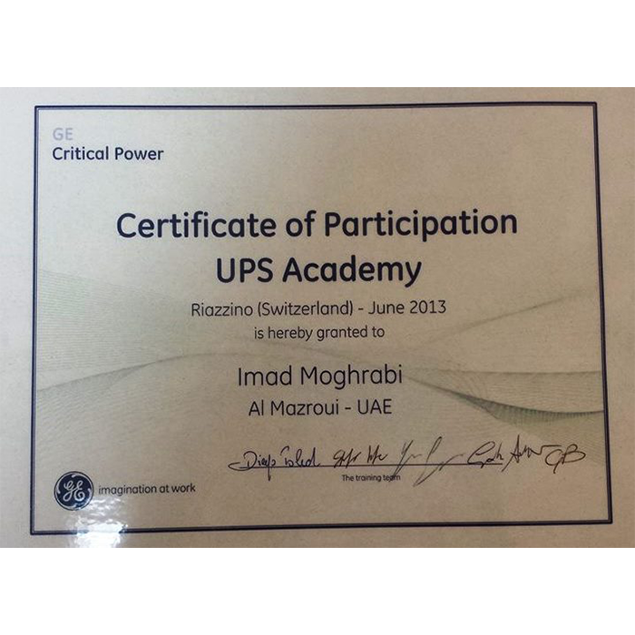UPS Academy