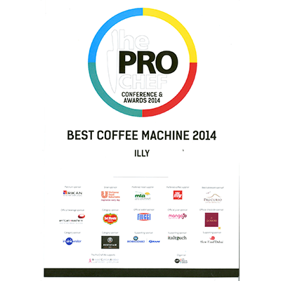 PROCHEF Best Coffee Machine 2014