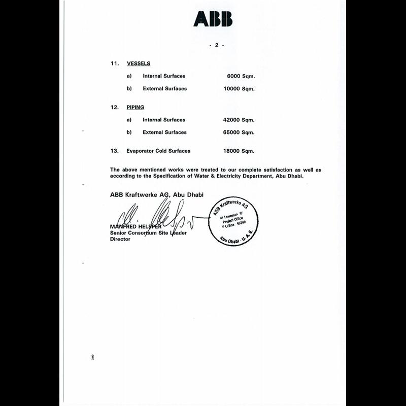 ABB Kraftwerke AG - 2