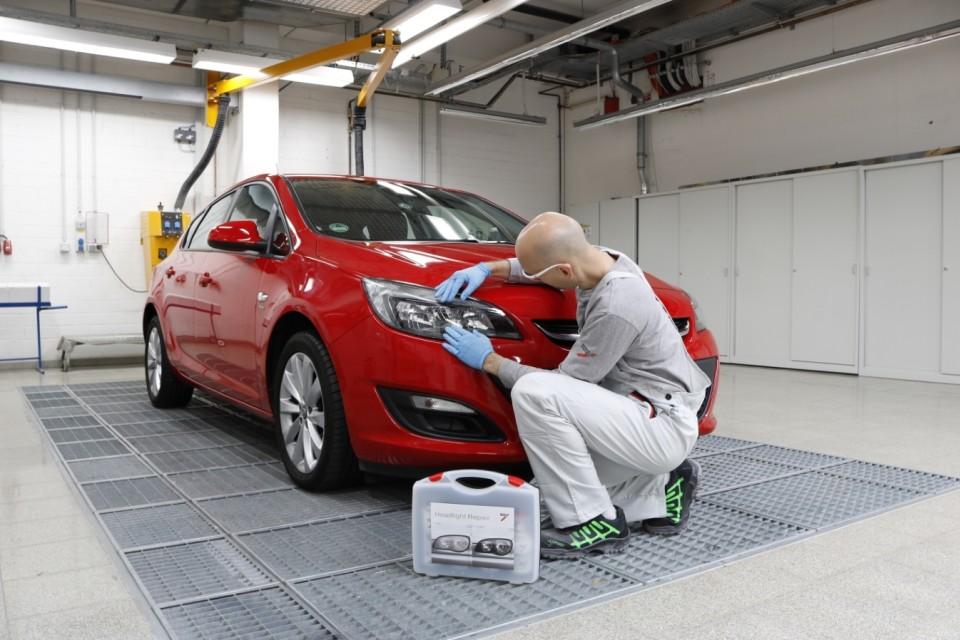 MTGS - Paints Division Spies Hecker Headlight Repair Kit