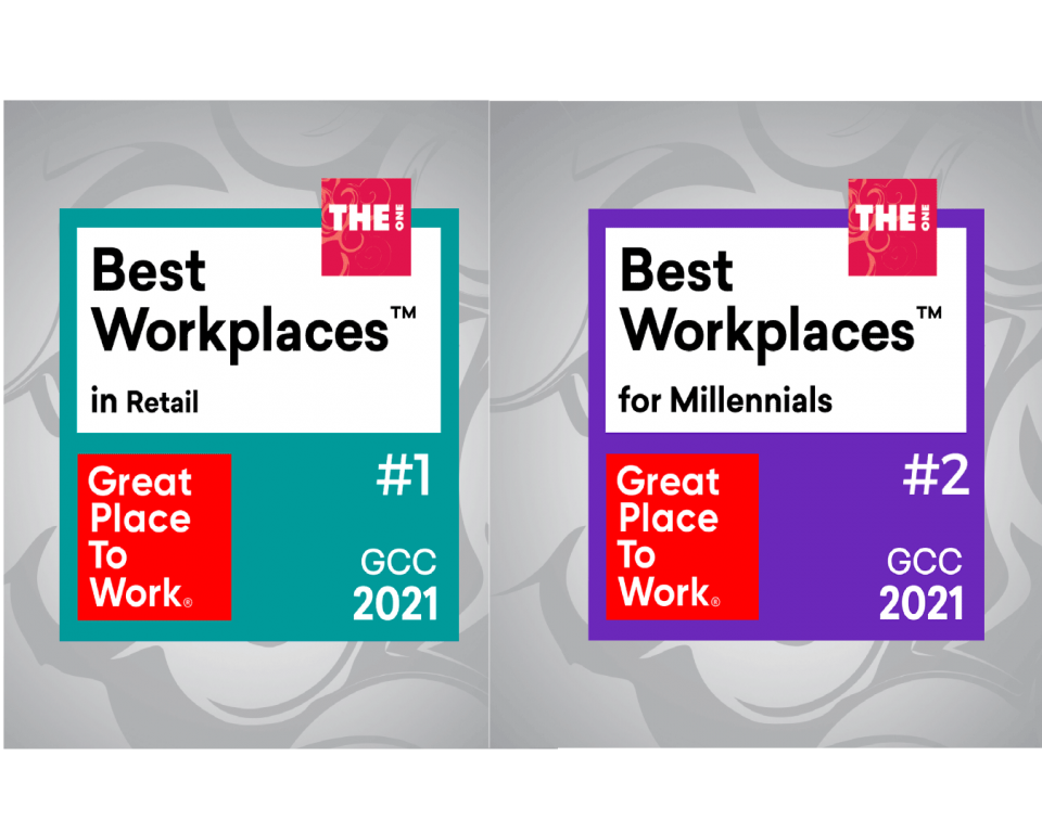 THE One is a great place to work